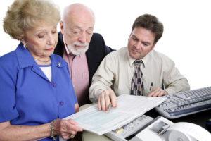 В центре внимания – работники предпенсионного и пенсионного возраста