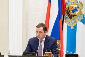 Александр Цыбульский призвал жителей Поморья соблюдать режим самоизоляции в майские праздники