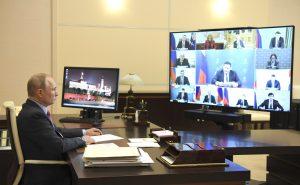 Владимир Путин поддержал предложения по стабилизации рынка труда