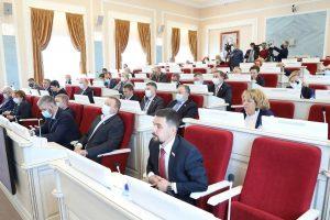 Депутаты областного Собрания приняли три закона по поддержке регионального предпринимательства