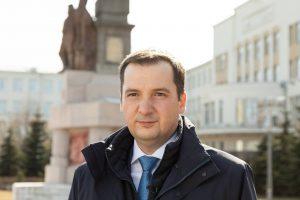 Александр Цыбульский поздравил северян с Днем весны и труда