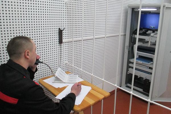 Об услугах центра занятости осужденные вельской ИК-14 узнают в новом формате