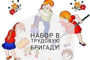 Школьников Северодвинска приглашают в трудовые бригады
