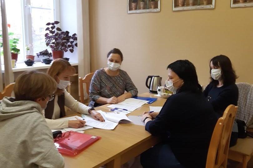Вопросы трудоустройства безработных граждан с ментальными особенностями обсудили в Архангельском отделении занятости