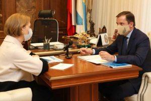 Глава Роспотребнадзора РФ рекомендовала распространить масочный режим на транспорте по всей территории Архангельской области