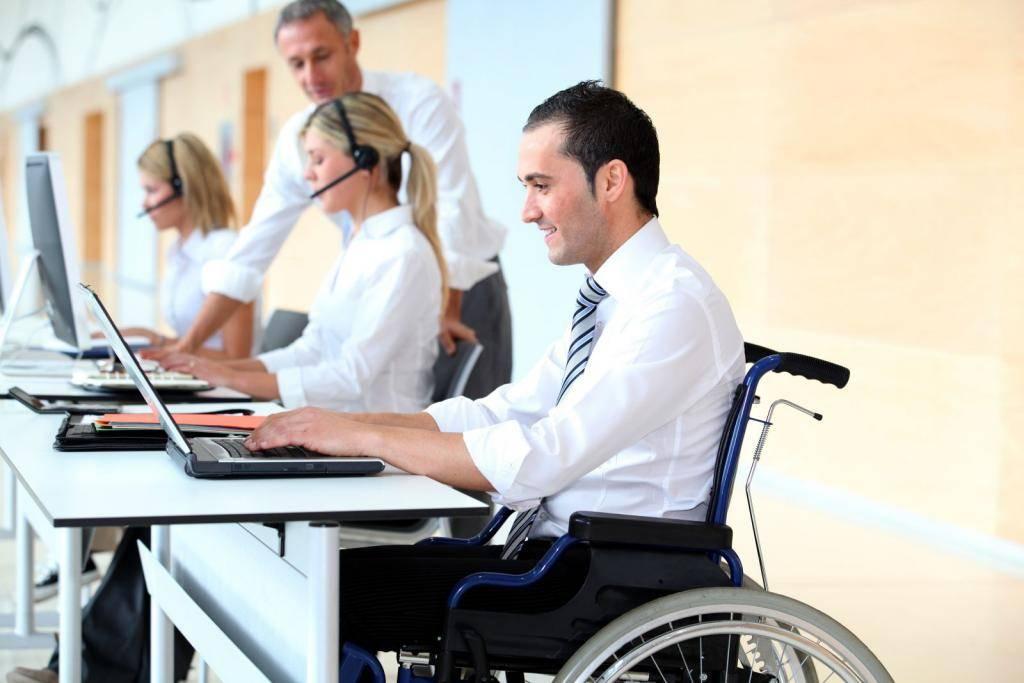 Работодателям о квотировании рабочих мест для инвалидов