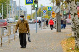 На всей территории Архангельской области вводится обязательный масочный режим