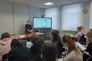 Вопросы трудоустройства выпускников обсудили со студентами средних профессиональных учебных заведений Архангельска