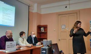 В Северодвинске состоялась встреча работодателей и соискателей, желающих работать в сфере общественного питания