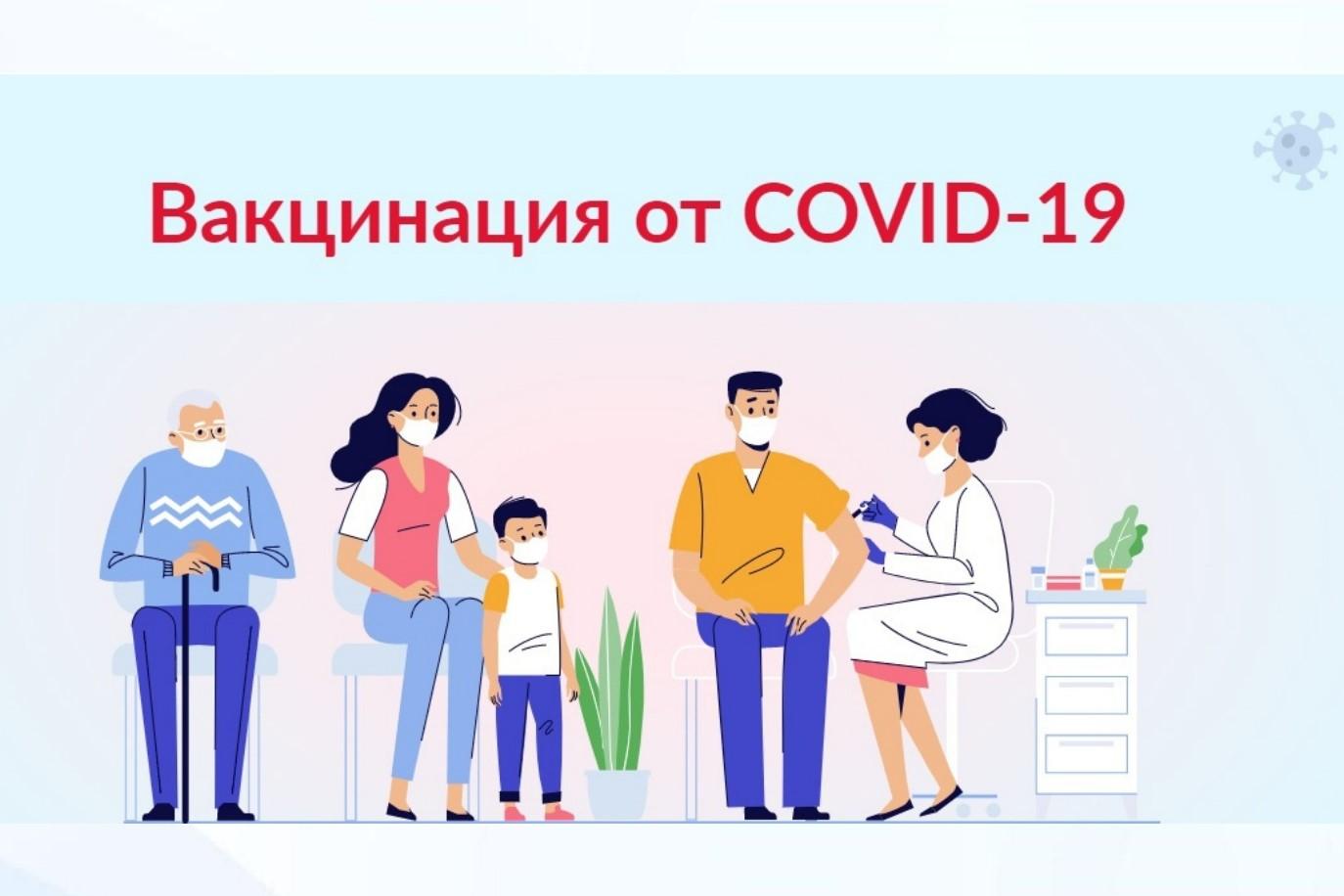 В Архангельскую область поступило 15 750 доз вакцины для профилактики COVID-19