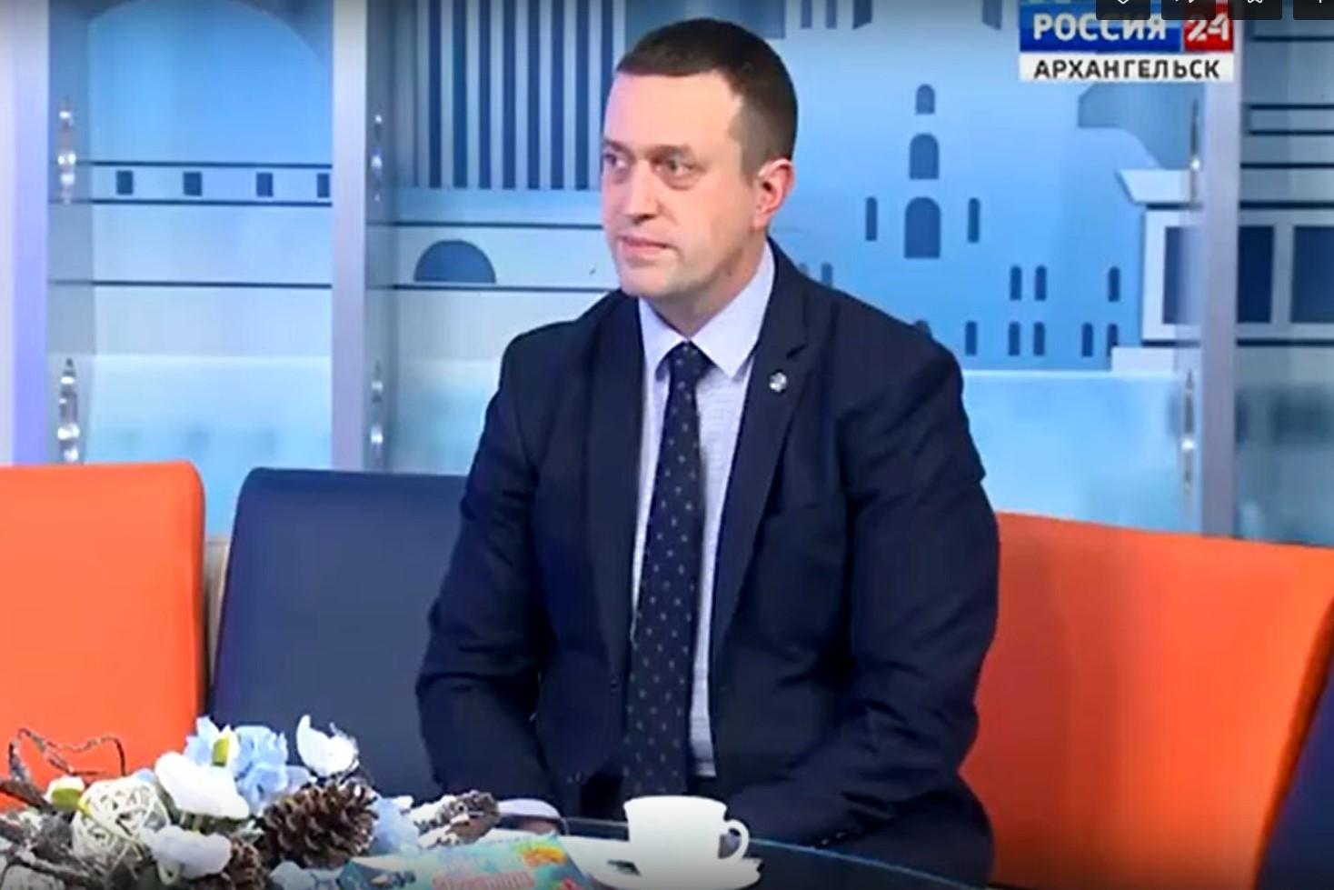 Ситуация на рынке труда и меры поддержки безработных граждан Поморья — интервью Федора Терентьева