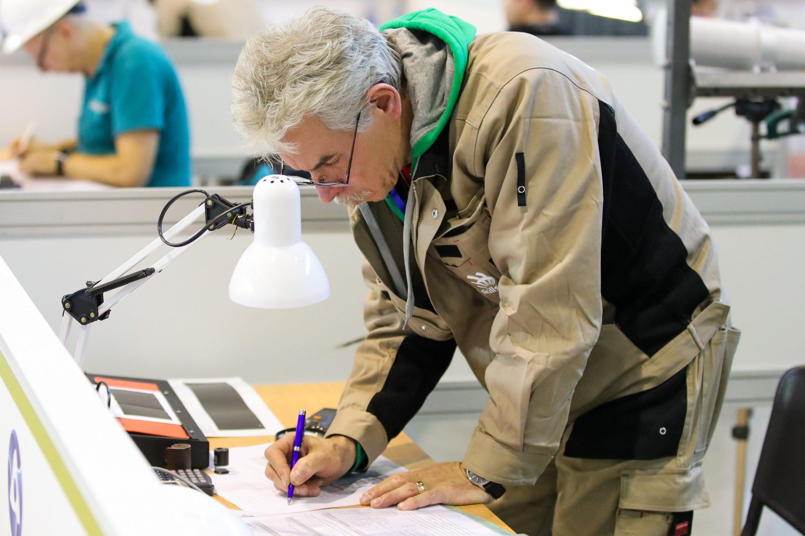 Граждан старше 50 лет приглашают принять участие в III региональном чемпионате профессионального мастерства «Навыки мудрых»