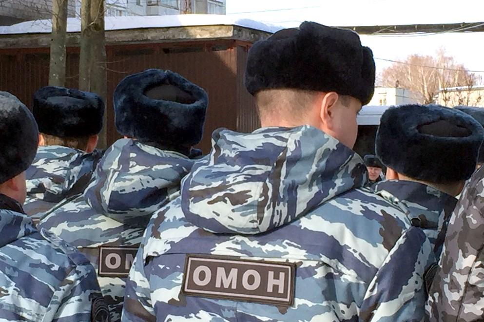 В ОМОН Росгвардии Поморья примут новых бойцов и водителей