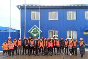 Юных пинежан познакомили с работой лесопромышленного комплекса