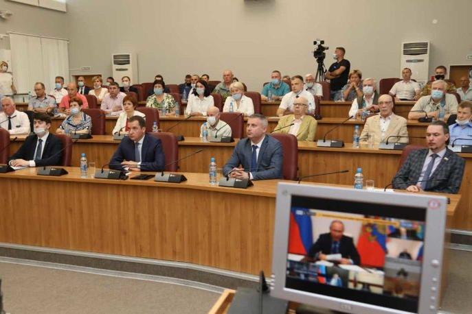 Северодвинску присвоено почетное звание «Город трудовой доблести»