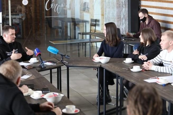 Объявлен старт первого губернаторского конкурса грантов для социально ориентированных НКО