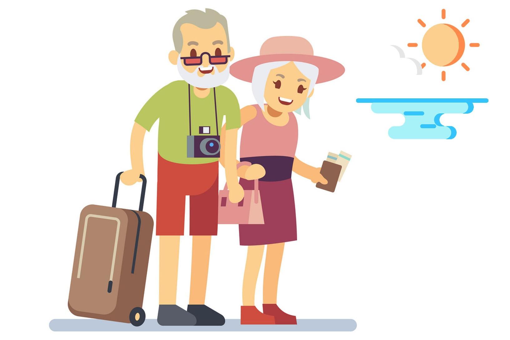 Упрощён порядок предоставления компенсаций пенсионерам-северянам за проезд к месту отдыха