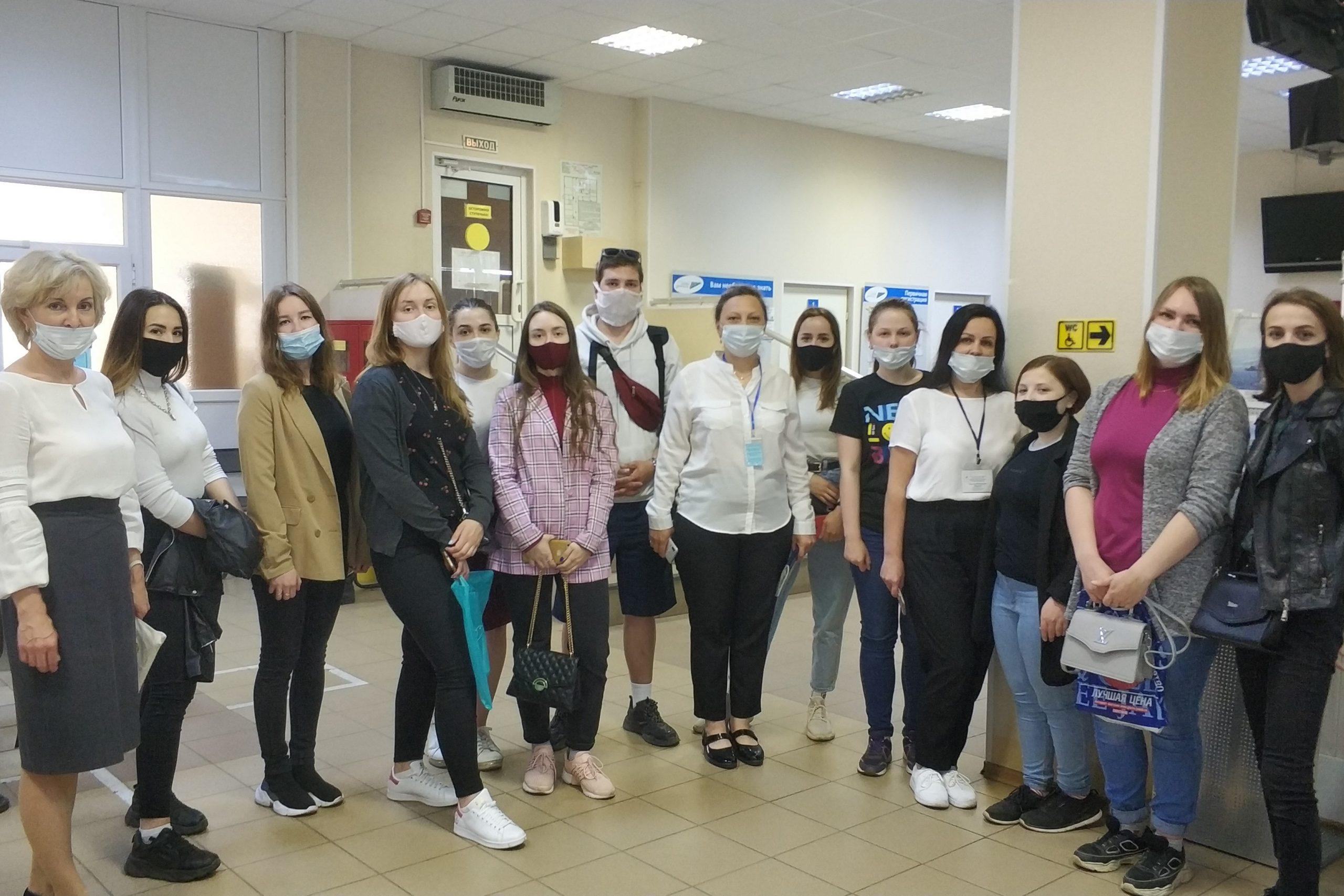 Выпускники Архангельска пообщались с работодателями по вопросам трудоустройства
