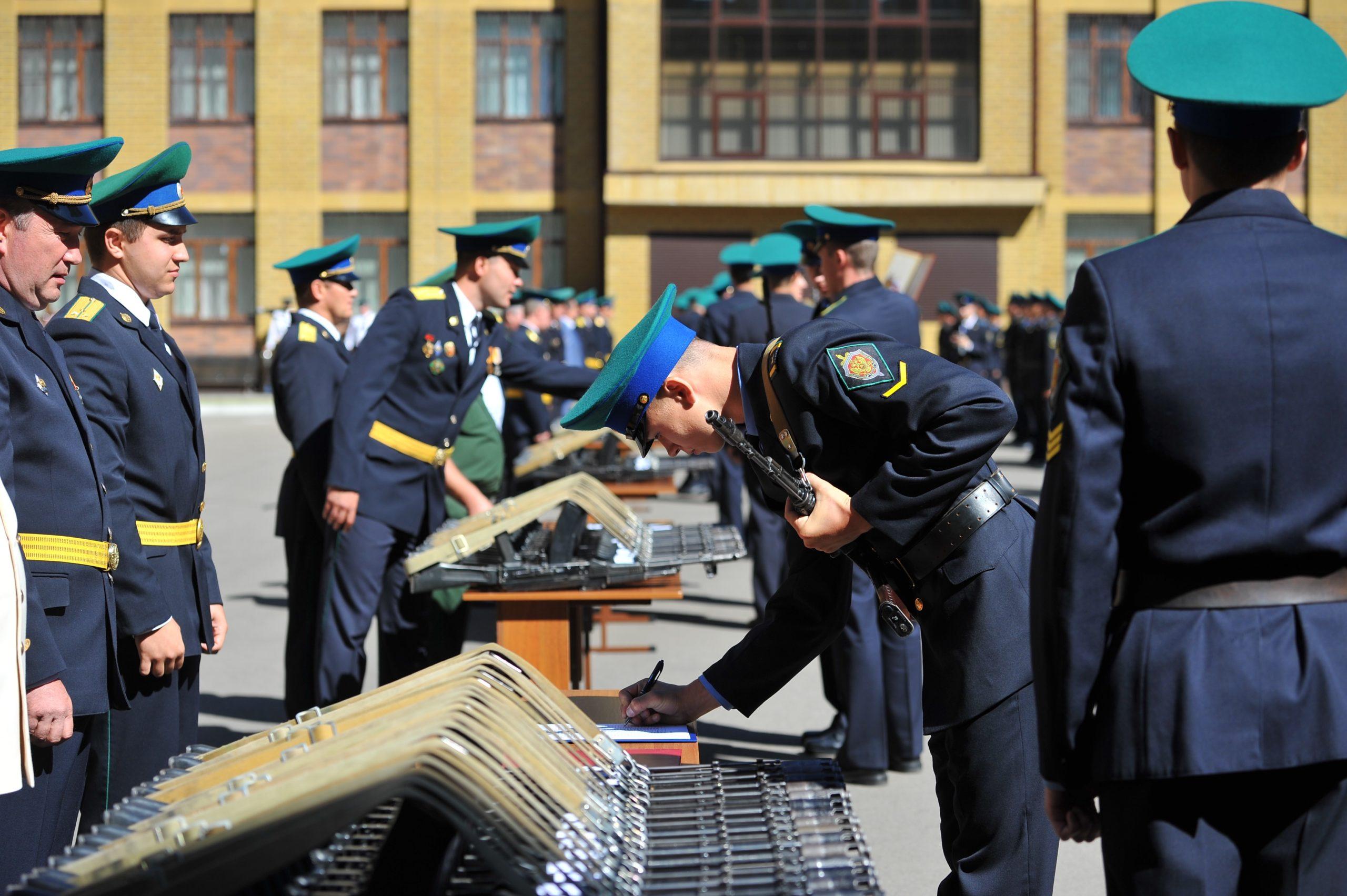 Учебные заведения ФСБ России приглашают учащихся выпускных классов